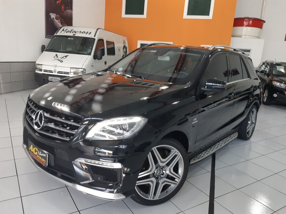 Merc Benz Ml 63 Amg 5.5 V8 Bi-turbo Blindada N Iii-a Top Tet