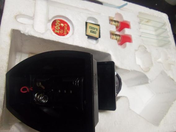 Microscópio Antigo Brinquedo Ver Detalhes