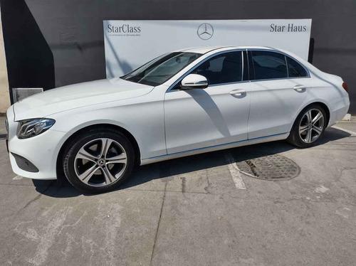 Imagen 1 de 15 de Mercedes-benz  Clase E  2020  4p E 200 Avantgarde L4/2.0/t
