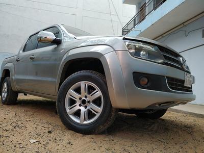 Volkswagen Amarok Highline 2013 Biturbo Financio