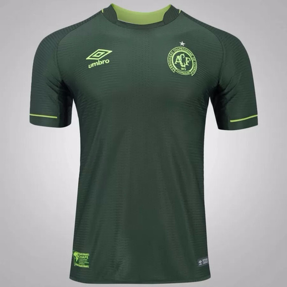 Umbro Camisa Oficial Chapecoense Libertadores 2017 Original