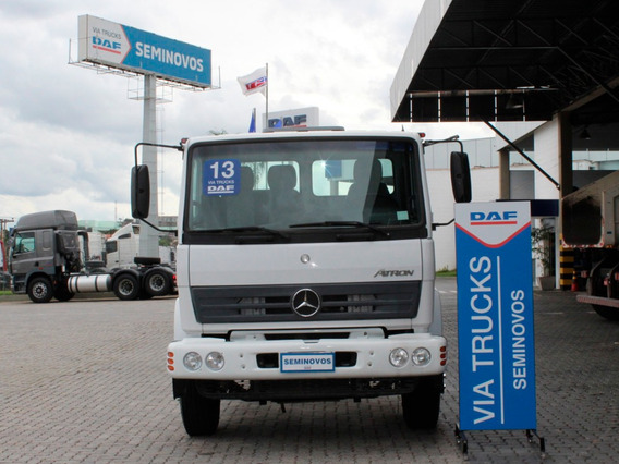 Mercedes-benz Atron 1719 2p (diesel)(e5) Atron 1719 2p (dies