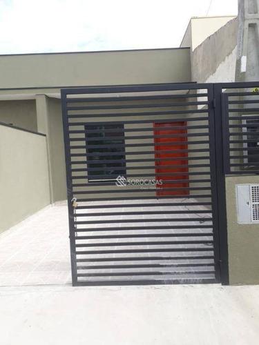 Casa No Jardim Santa Marta - Alameda Família Momesso Com 54 Metros - Ca1741