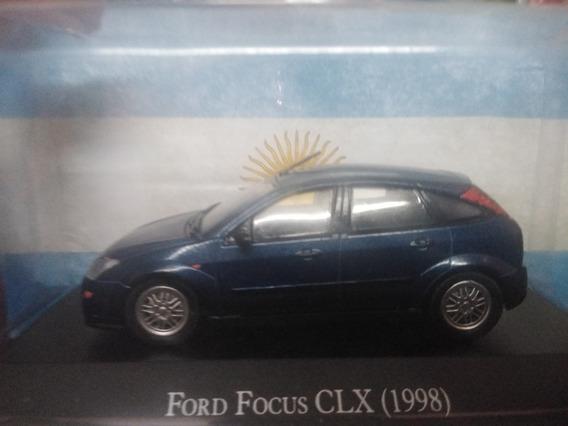 Autos Inolvidables Argentinos Nro 57 Ford Focus Clx De 1998
