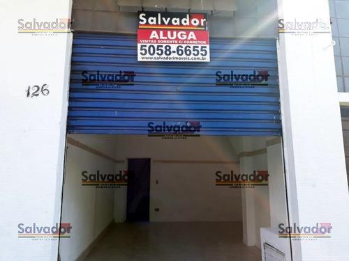 Salão Na Rua Salvador Simões - Ipiranga - São Paulo - 7837