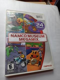 Namco Museum Megamix Nintendo Wii