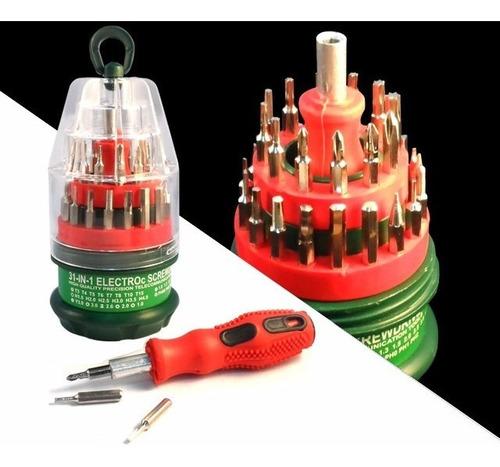 Set 30 Destornilladores Precisión Celulares Y Otros
