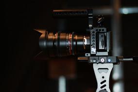 Blackmagic Micro Cinema Camera + Monitor + Extras