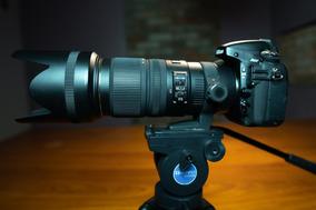 Sigma 70-200mm F/2.8 Ex Dg Apo Os Hsm P/nikon(à Vista 4.200)