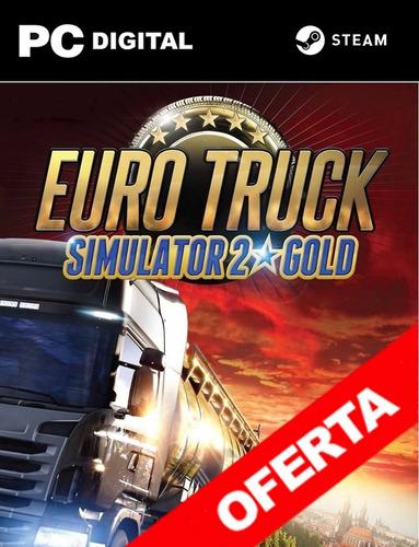 Euro Truck Simulator 2 Gold Edition Pc Español Online Steam