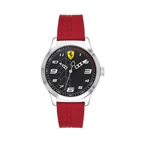 Reloj Scuderia Ferrari Pitlane 0840019 Hombre