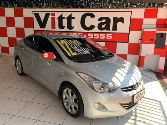 Hyundai Elantra Sedan 1.8 Gls (aut) Gasolina Automático