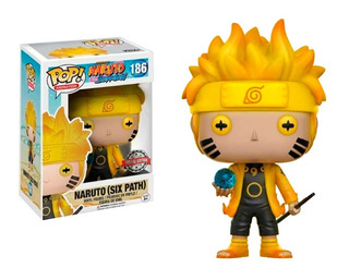 Funko Pop! - Naruto Shippuden - Naruto (six Path) #186
