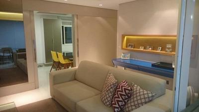 Apartamento Para Venda Em São José Dos Campos, Jardim Aquárius, 3 Dormitórios, 1 Suíte, 1 Banheiro, 2 Vagas - 14538