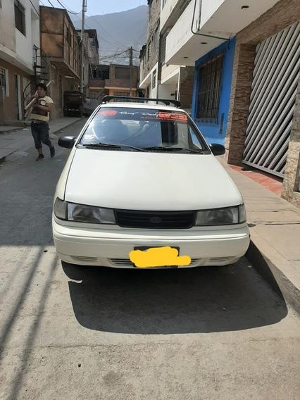 Hyundai Excel Sedan Gasolkna Y Glp