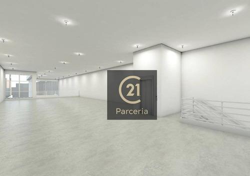 Rua Cotovia Venda/locação Monousuário Prédio/loja Moema 950 M2 Mais 30 Vagas Subsolo Construção Nova - Pr0112