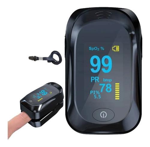Medidor De Oxigenação Sangue Multilaser Digital Selo Anvisa