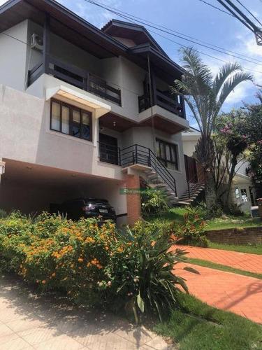 Imagem 1 de 13 de Sobrado Com 4 Dormitórios À Venda, 460 M² Por R$ 1.438.000 - Altos Da Serra Ii - Urbanova - São José Dos Campos/sp - So2110