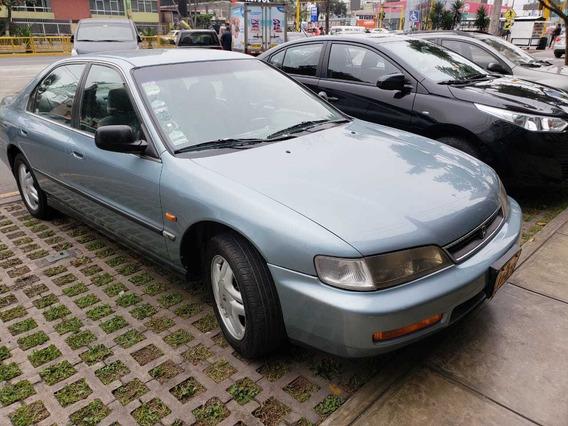 Vendo Mi Bello Honda Accord 1996 Familiar