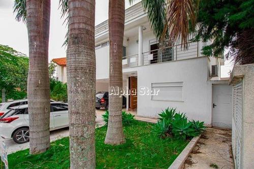 Imagem 1 de 29 de Casa Com 4 Dormitórios À Venda, 455 M² Por R$ 2.299.000,00 - Alphaville 10 - Santana De Parnaíba/sp - Ca3510