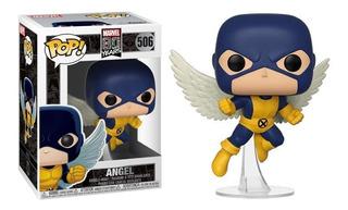 Funko Pop Marvel 80 Years X-men Angel 506 Original Nuevo