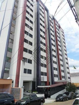 Apartamento Com 2 Dormitórios Para Alugar, 59 M² Por R$ 750/mês - Centro - Sorocaba/sp - Ap3665