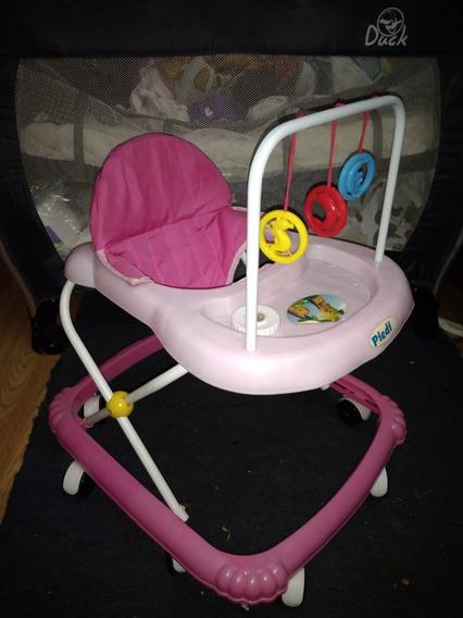 Andador Para Bebé Bebesit Nena Marca Piedi Usado