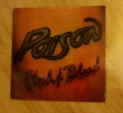 Poison Flesh & Blood