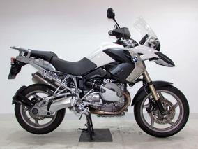 Bmw R 1200 Gs 2011 Branca
