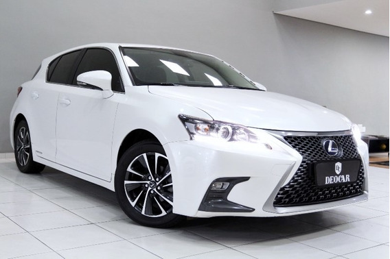 Lexus Ct200h Luxury Hybrid 1.8- 2018/2018