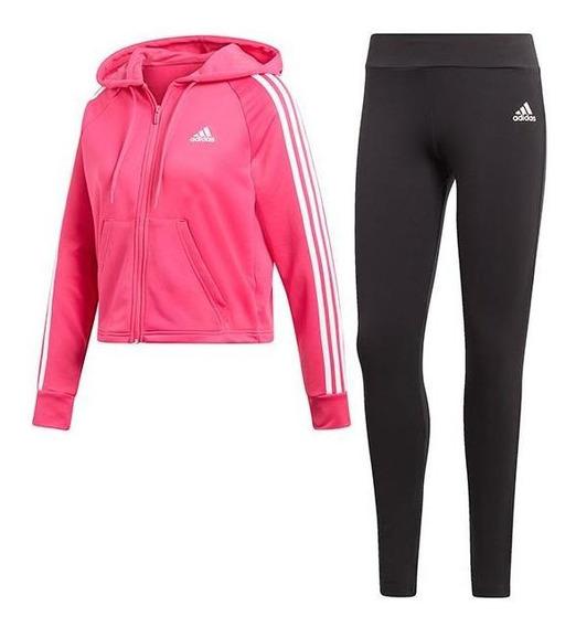 Conjunto adidas Wts Hoody & Tight Training De Mujer