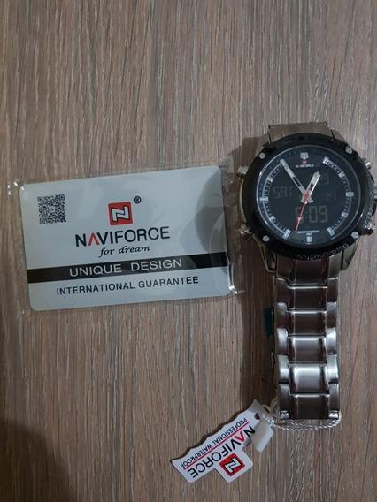 Relógio Masculino De Pulso Naviforce 9050