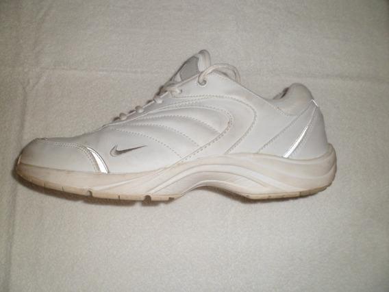 Zapatillas Nike Lunar Elite Blancas China Como Nuevas