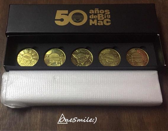 Onesmile:) Monedas Mac Coin Colección Completa