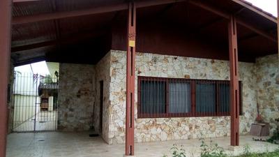 Boa Casa No Bairro Bopiranga, Em Itanhaém, Litoral Sul