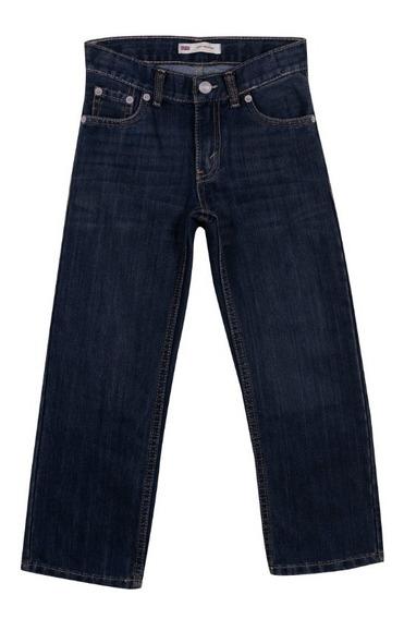Pantalon Levi´s Niños 815505-m57 Azul