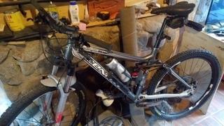 Bicicleta Zenit Huaira Eqp Doblé Suspención Vendó