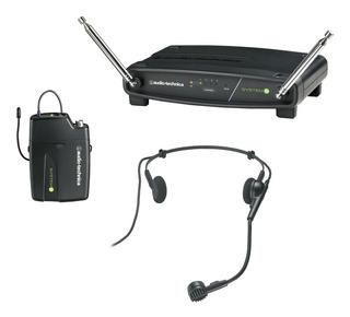 Sistema Microfono Inalámbrico Audio Technica Lavalier