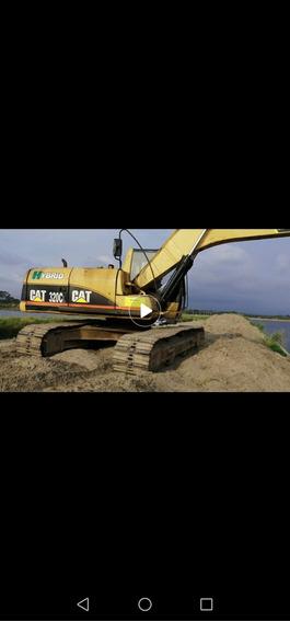 Excavadora Caterpillar 320c