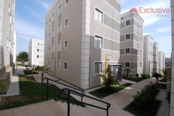 Apartamento À Venda, 42 M² Por R$ 170.000,00 - Vila Monte Alegre - Paulínia/sp - Ap0436