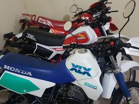 Honda Xls 125,250,350 Rarirade E Reliquia