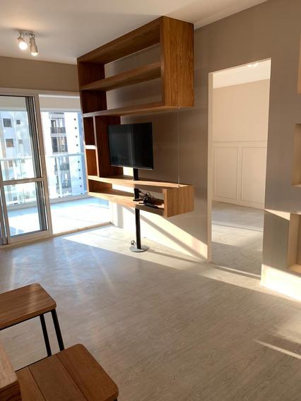 Apartamento Para Alugar 1 Dormitório Na Vila Reg. Feijó 1501