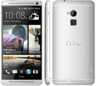 Smartphone Htc One Max. 16 Gb. 2 Gb Ram. Prata. Usado. Top!