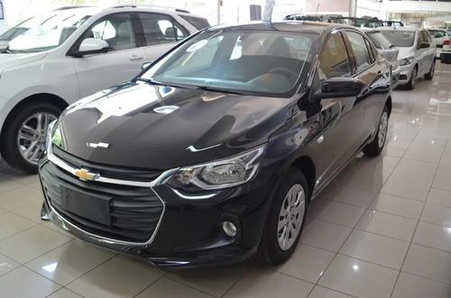 Nuevo Chevrolet Onix Plus 1.2 Lt Minimo Y Cuotas  Av P01