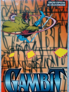 Hq Gambit - Edição De Colecionador - Envio Econômico