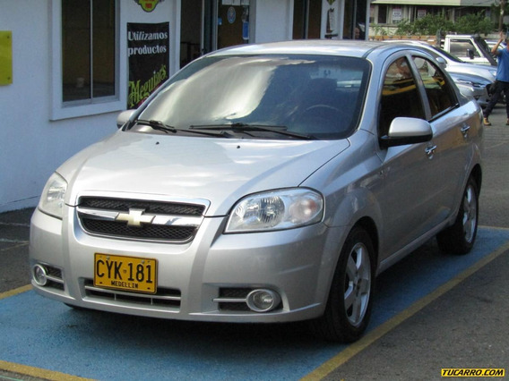 Chevrolet Aveo Emotion Mt 1600 Cc