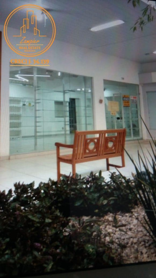 Loja No Shopping Embaré Com 102 M2 - Santos - 2071