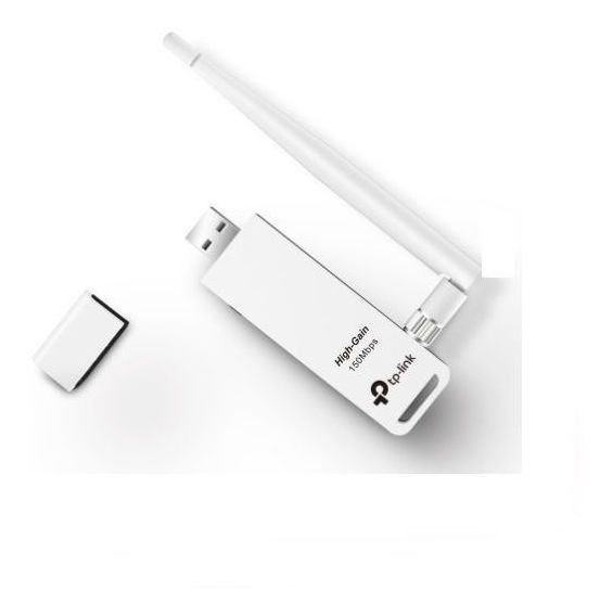 Adaptador Tp-link Usb Wireless 150mbps- Tl-wn722n