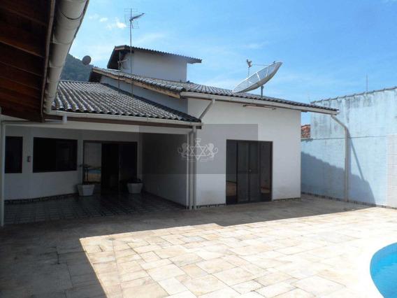 Casa Com 3 Dorms, Sumaré, Caraguatatuba - R$ 1.8 Mi, Cod: 168 - V168