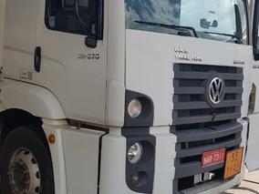 Volkswagen Vw 25370 90.000 Km Motor De Scania 360
